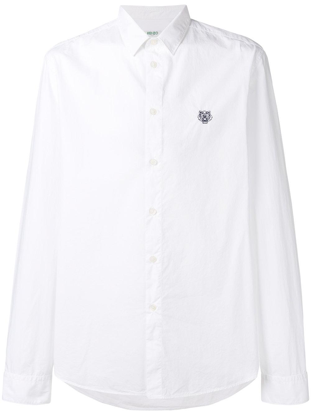 8e3ccbb38d8 ... рубашка с длинными рукавами и логотипом. -18%. Kenzo ...