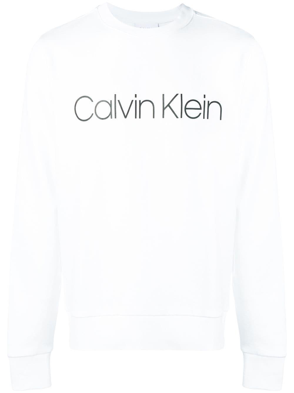 a875660968bbd ... Klein толстовка с принтом логотипа. -36%. Calvin ...