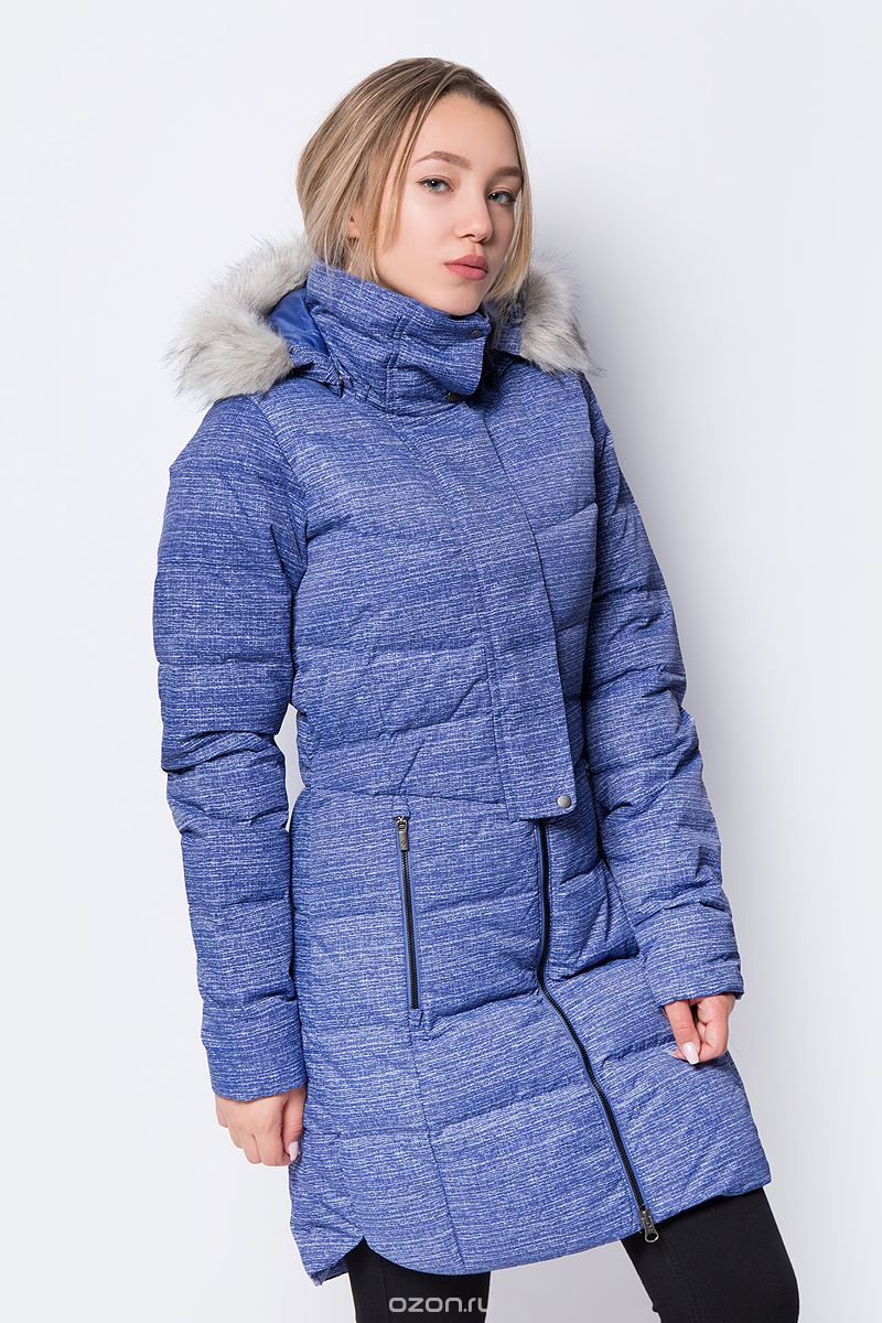 Пуховик женский Columbia Crystal Caves Mid Jacket 6f6b28c9f2408