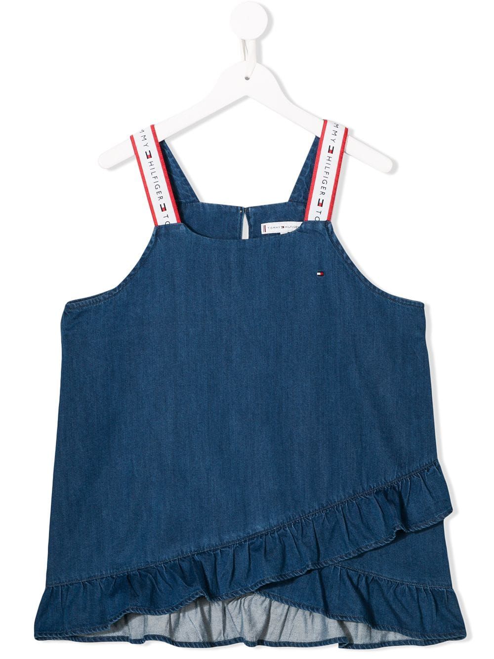 8dfa82b570 Tommy Hilfiger Junior джинсовый топ - Glami.ru