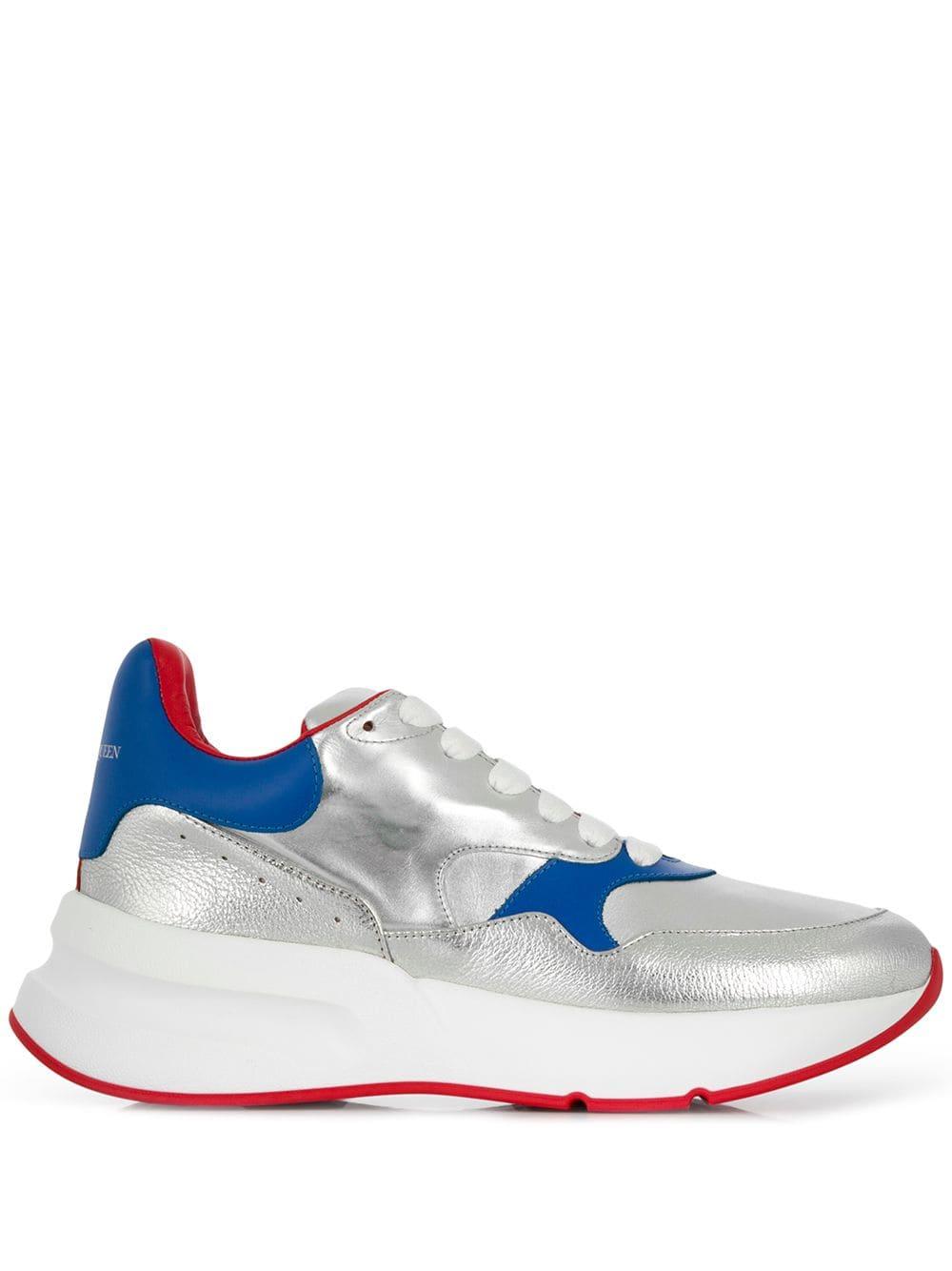603af7069 Alexander McQueen кроссовки на шнуровке - Glami.ru