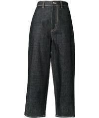 1ad3b74e304 Calvin Klein Jeans широкие джинсы с высокой талией - Glami.ru