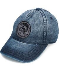 Diesel Kids кепка с нашивкой - Синий b7bc40351eb