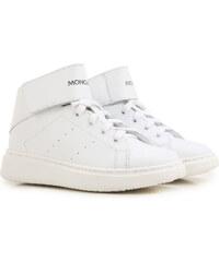 c9ac1e0e31ec Moncler Детская обувь для мальчиков В продаже со скидкой, Белый, Кожа, 2019,