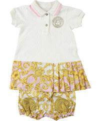 8c2dc146a Versace Детские костюмы для девочек В продаже со скидкой, Белый, Хлопок,  2019,