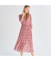 f4e18690145 Sinsay - Длинное платье - Многоцветн