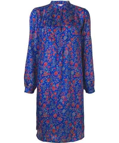 30613880279 Темно-синие Платья из магазина Farfetch.com
