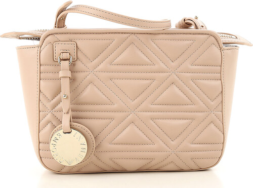 628465cd0963 Emporio Armani Женская сумка через плечо В продаже со скидкой, абрикосовый  цвет, Кожа,