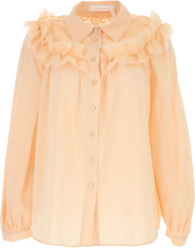 91d14f72bb2 -17% See By Chloe Женская рубашка В продаже со скидкой