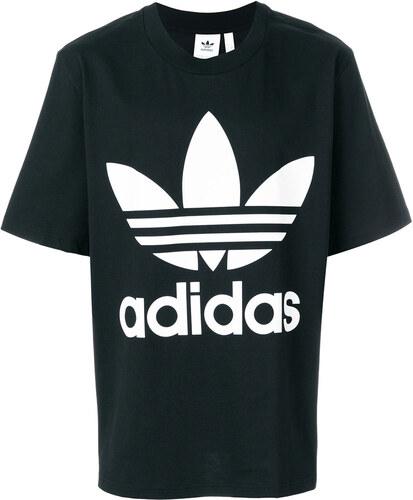 469f1661 Adidas футболка 'Trefoil' Adidas Originals - Glami.ru