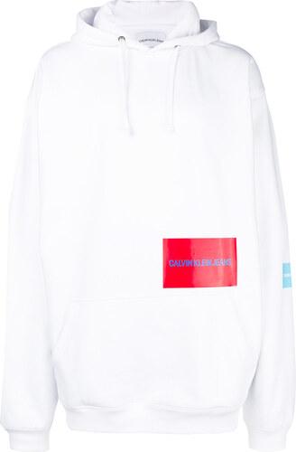 f731d2b0e1b51 Calvin Klein Jeans толстовка с контрастным логотипом - Glami.ru