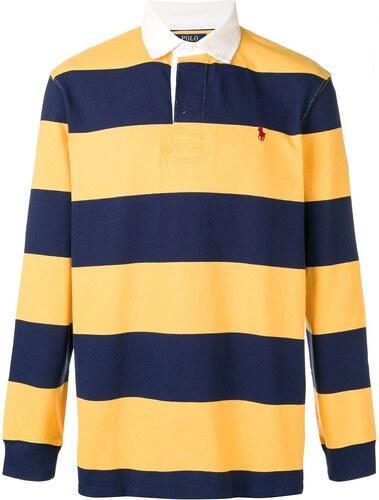 c7577a044e8 Polo Ralph Lauren рубашка-поло в полоску - Glami.ru