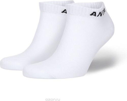 4ed9e14d3ee52 Носки мужские Anta Cross Training, цвет: белый. 89717302-1. Размер  универсальный