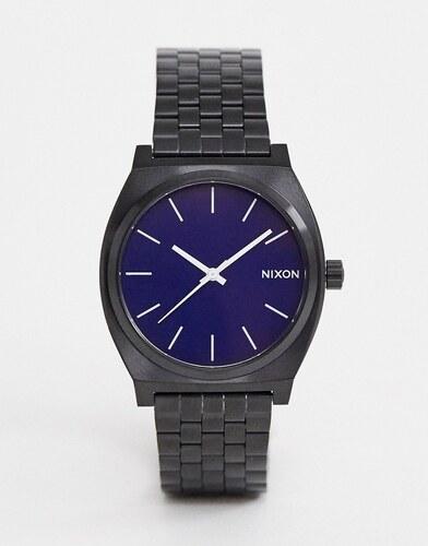 e64ca398 Наручные часы Nixon Time Teller — 37 мм - Серый - Glami.ru