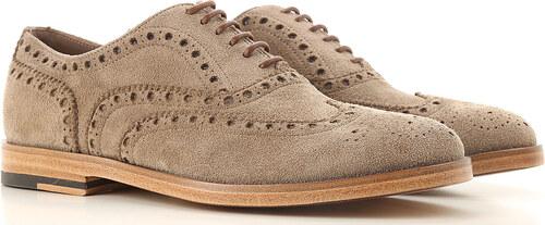 087ce3d49 -27% Santoni Ботинки на шнурках для мужчин, оксфорды, дерби и спортивная  обувь В продаже со