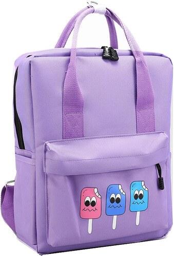 3d6d6fe64377 Рюкзак-сумка детский Мороженое цвет розовый 2826027 - Glami.ru