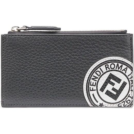 12715908ee8b Fendi logo stamp zipped wallet - Glami.ru